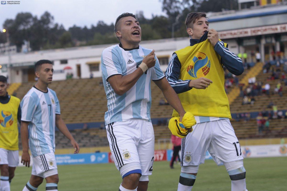 Clasificados Al Mundial Sub 20: Sub 20: ¡Argentina Va Al Mundial!
